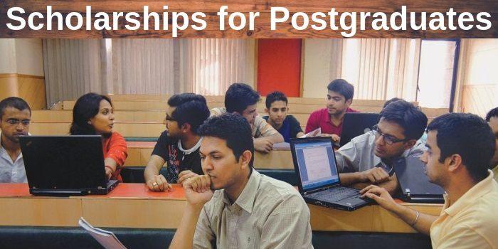 Scholarships for postgraduates