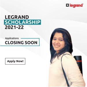 Legrand Scholarship 2021