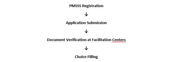 PMSSS 2021 Process