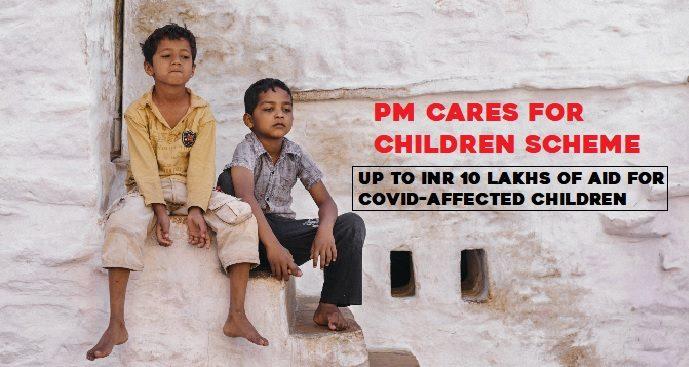 PM CARES for Children Scheme