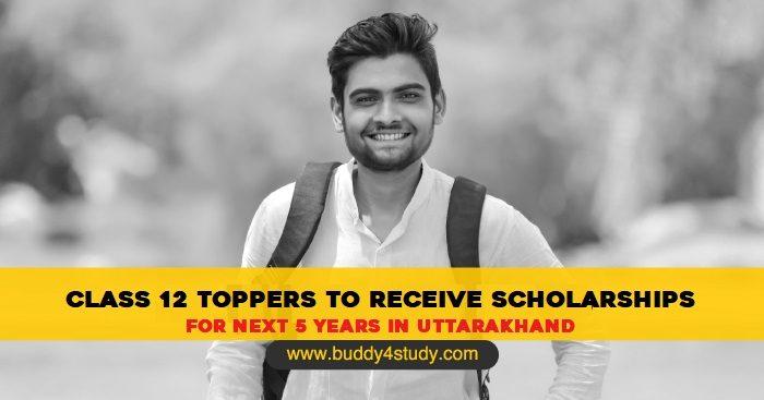 Uttarakhand Government Scholarships