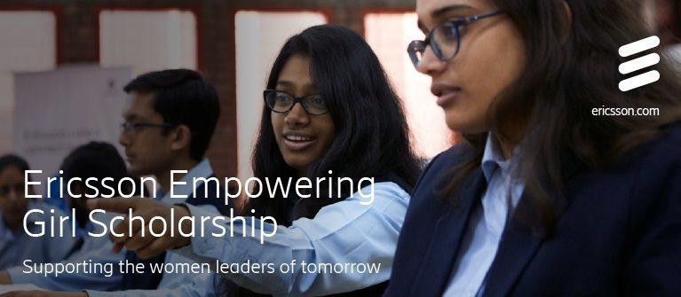 Ericsson Empowering Girl Scholarship