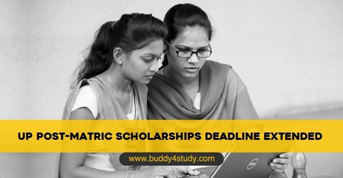 UP Post-Matric Scholarships