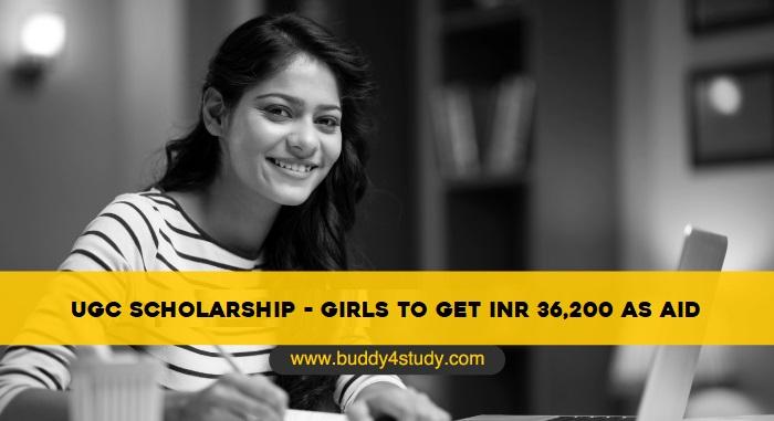 UGC Scholarship 2021 - Girls
