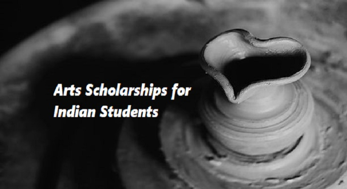 Arts Scholarships for Indian Students