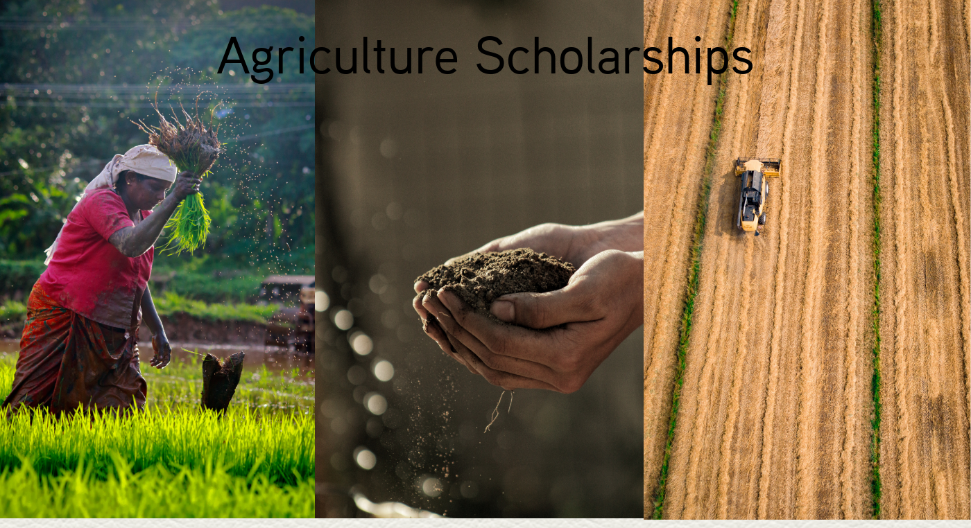 Buddy4Study Agriculture and Farm Scholarships