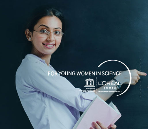 L'Oréal India Young Woman for Science Scholarship