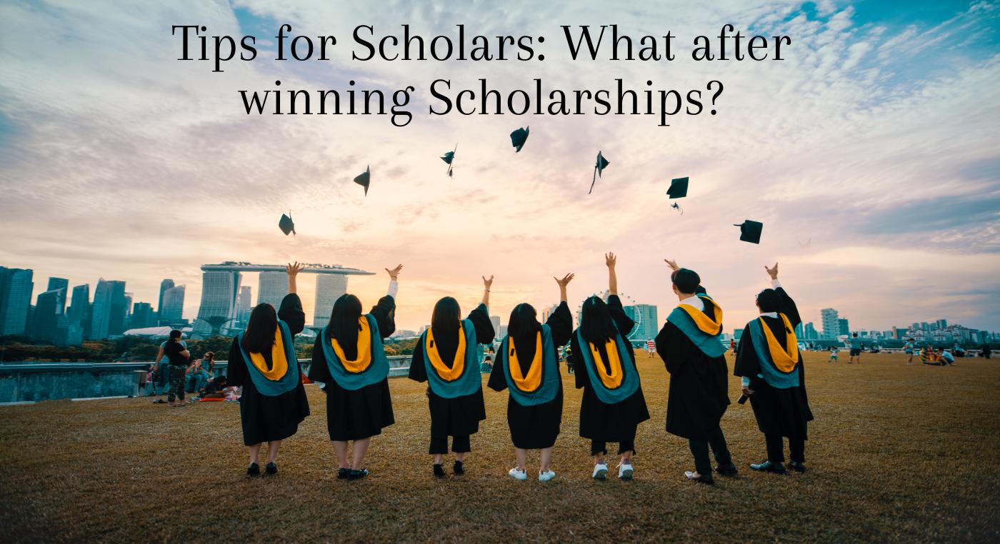 Win a scholarship, International Scholarship with Buddy4Study