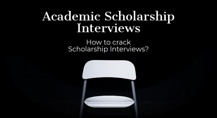 Scholarship Interviews Hacks