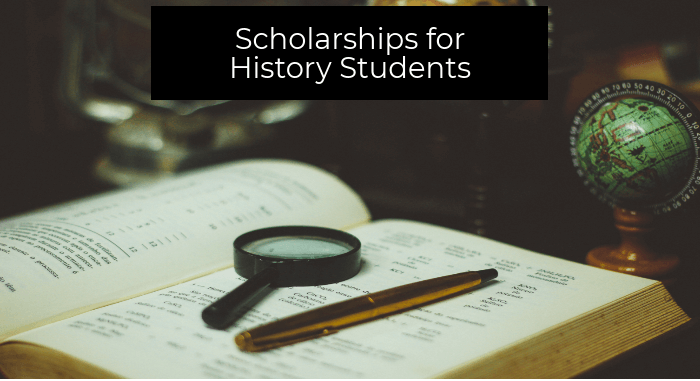 Scholarships for History Students