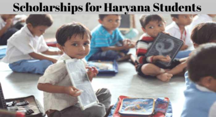 Top Scholarships for Students in Haryana