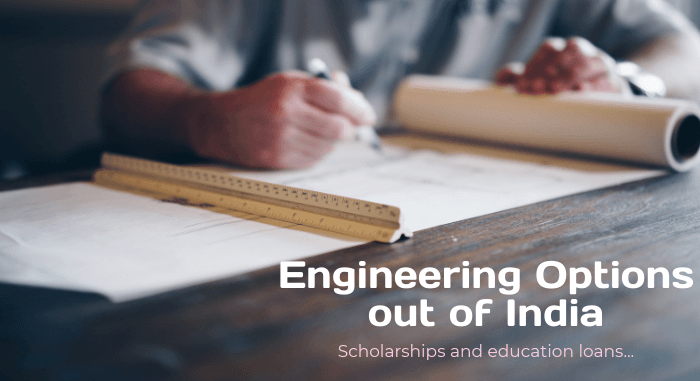 Engineering Courses out of India