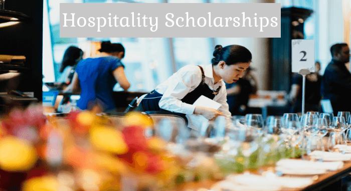 Hospitality Scholarships