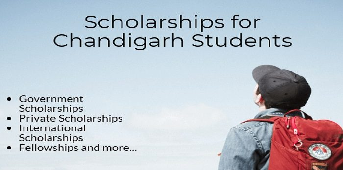 scholarships for students of Chandigarh
