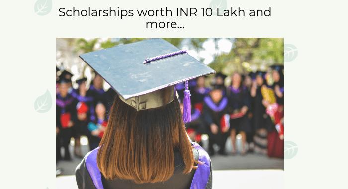 High award scholarships