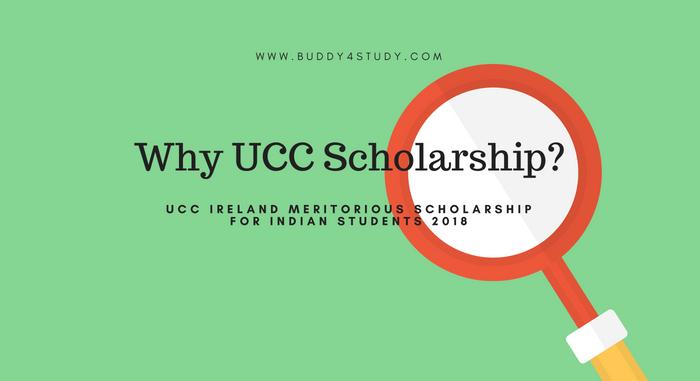 Why UCC Scholarship