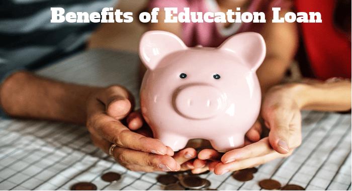 Education loan benefits