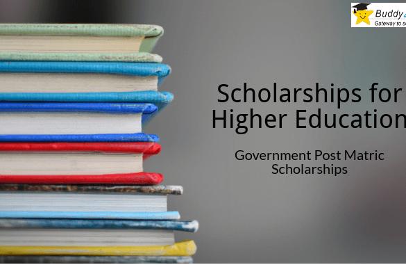 Top 10 government post matric scholarship