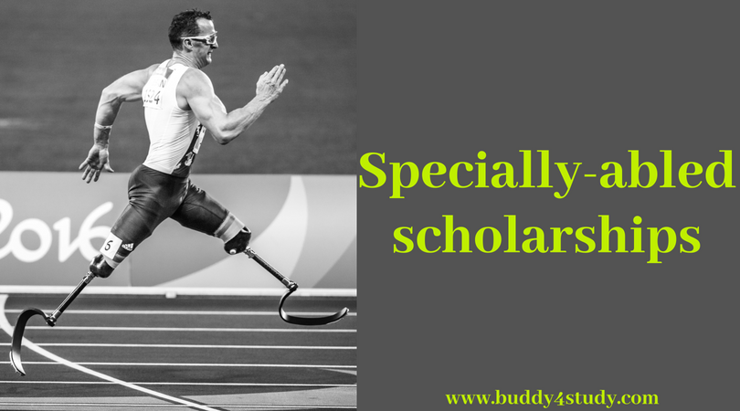 Physically Challenged Scholarships