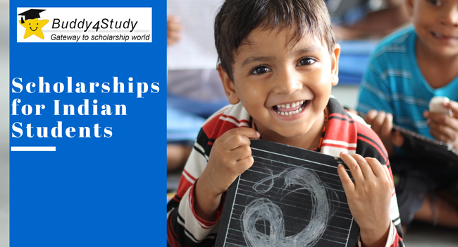 Scholarships for Indian Students Buddystudy