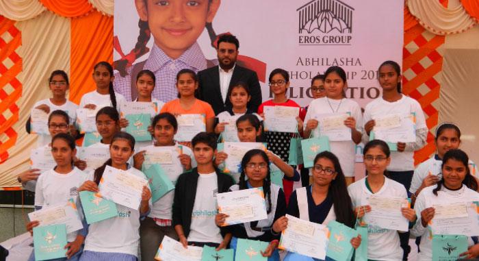Abhilasha Scholarship Felicitation