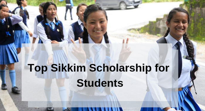 Top Sikkim Scholarship for Students