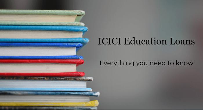 ICICI Education Loan