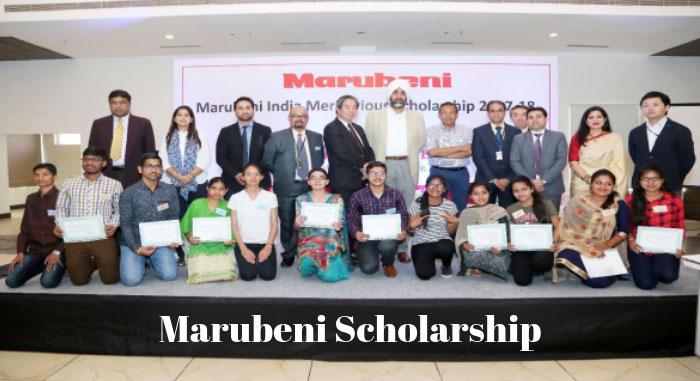 Marubeni Scholarship