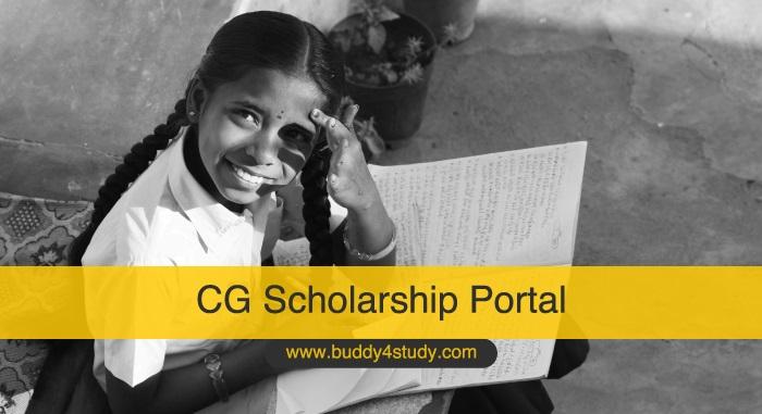 CG Scholarship Portal