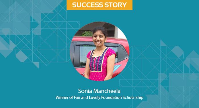 Scholar Success Story Sonia Mancheela