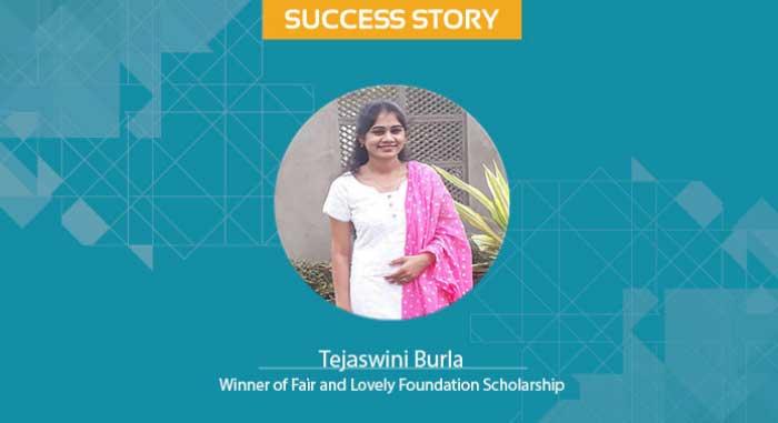 scholar success story tejwaswani burla