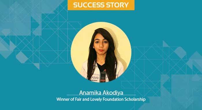 Scholar Success story anamika akodiya