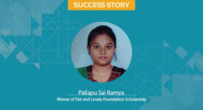 Scholar Success Story Ramya