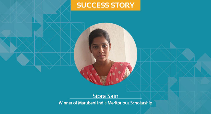 Scholar Success Story- Sipra Sain