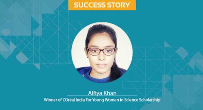 Scholar success story Alfiya