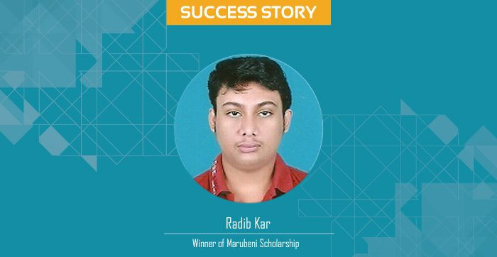 Scholar Success Story- Radib Kar