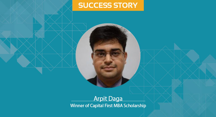 Scholar Success Story_Arpit Daga