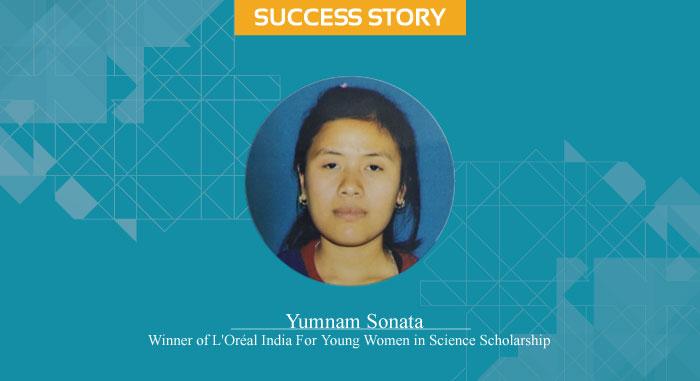 Scholar Success Story - Yumnam Sonata