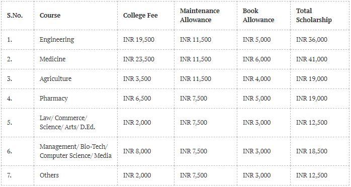 Dhirubhai Ambani Scholarship