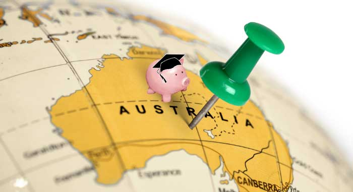 Education Loan for Australia- Study in Australia with scholarships and loans
