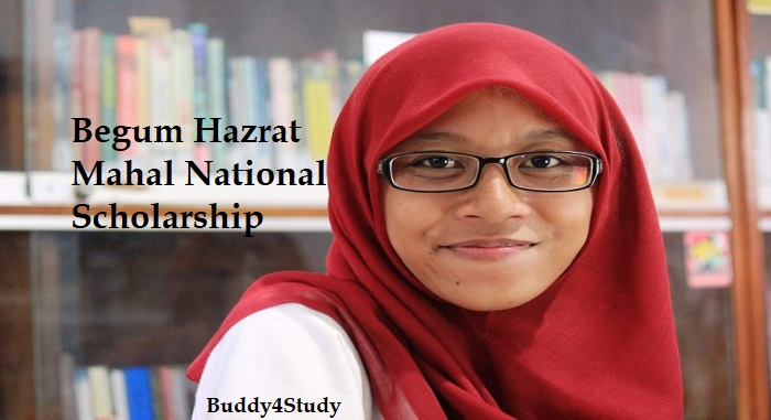 Begum Hazrat Mahal National Scholarship