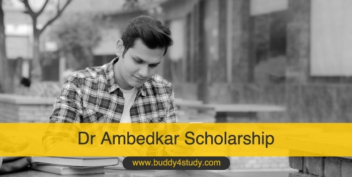 Dr Ambedkar Scholarship