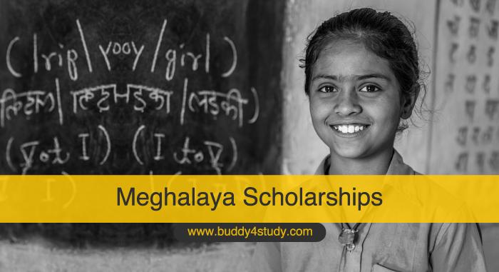 Meghalaya Scholarships