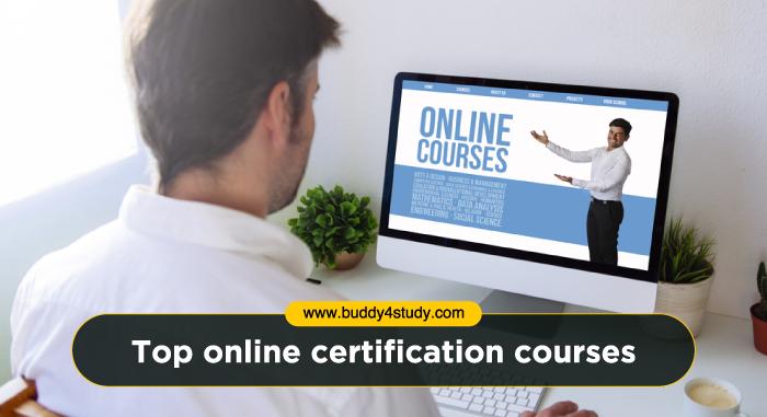 Top Online Certification Courses