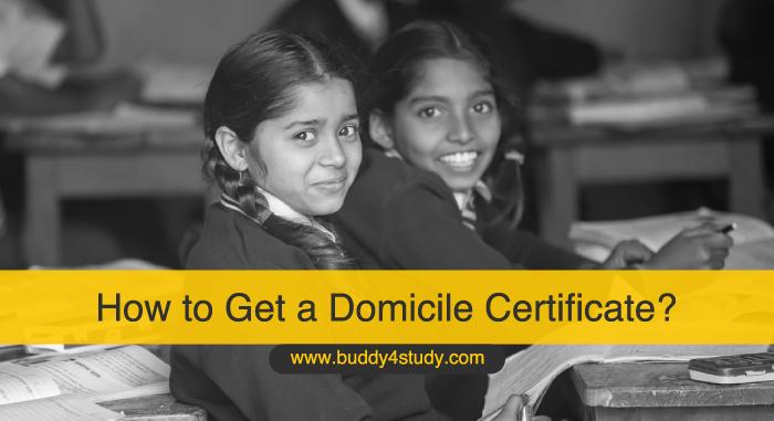 Domicile Certificate - How to get a Domicile Certificate