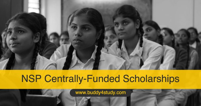 NSP Centrally-Funded Scholarships