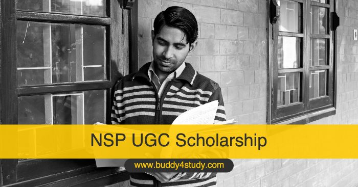 NSP UGC Scholarship