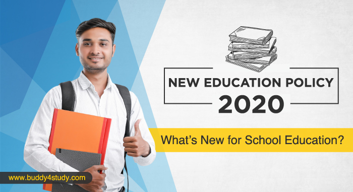 NEP 2020 – What's New for School Education