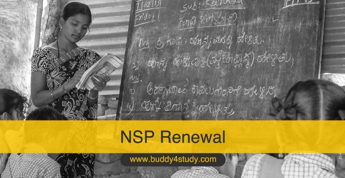 NSP Renewal