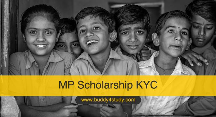 MP Scholarship KYC